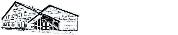 Shay Lane Medical Centre logo and homepage link